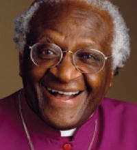 South African Archbishop Tutu
