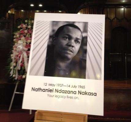 Nat Nakasa