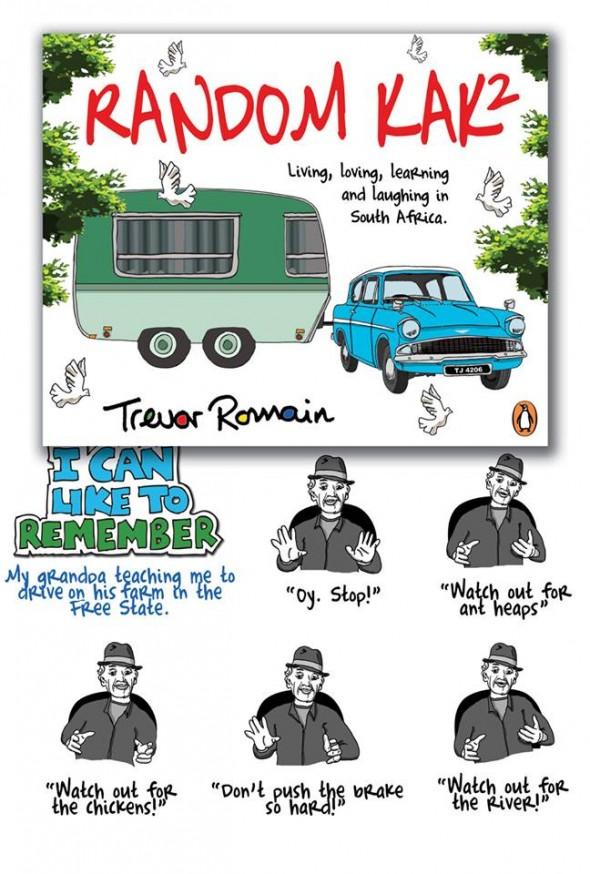 Random Kak 2 - Trevor Romain