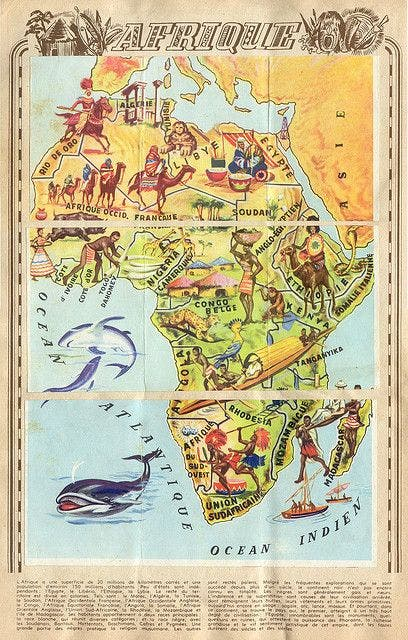 Map Of Africa Today.17 Fun Maps Of Africa And We Love The Last 15 Sapeople Your