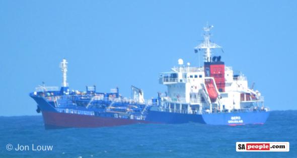 Durban ship