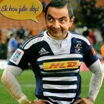 Lions vs WP at Newlands, South Africa, joke
