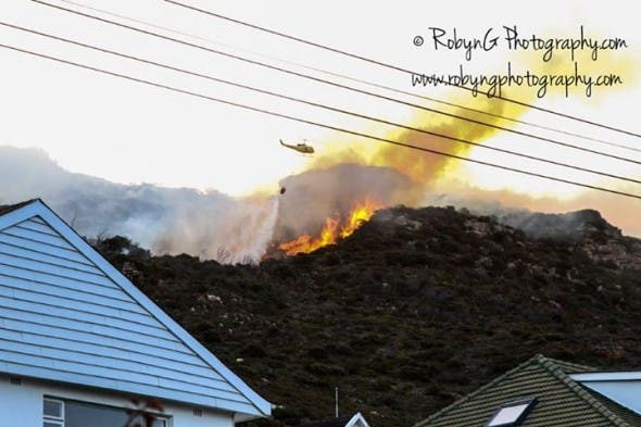 Fish Hoek Fire