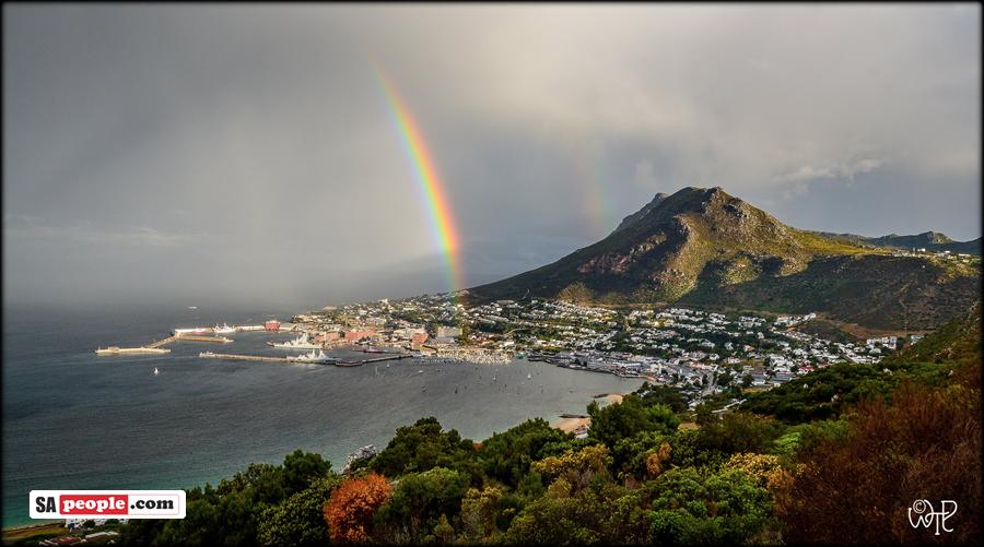 Simonstown Rainbow