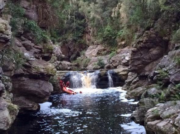 Dutch tourist rescue in South Africa