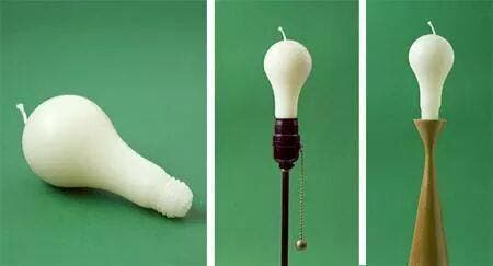 South Africa's new lightbulb.