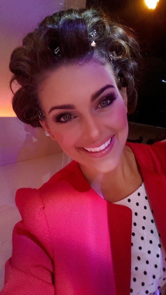 Miss World Rolene Strauss