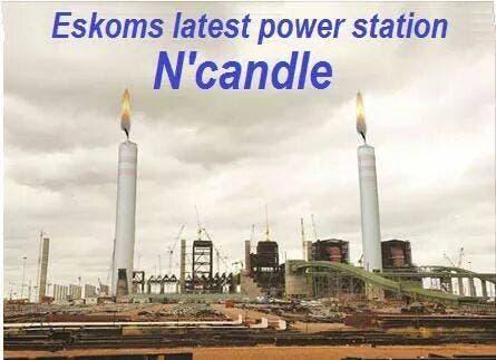 Nkandla N'candle