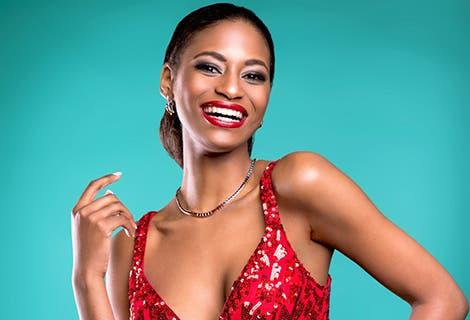 Miss South Africa Ziphozakhe Zokufa