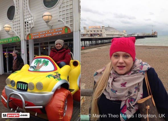 South Africans in Brighton