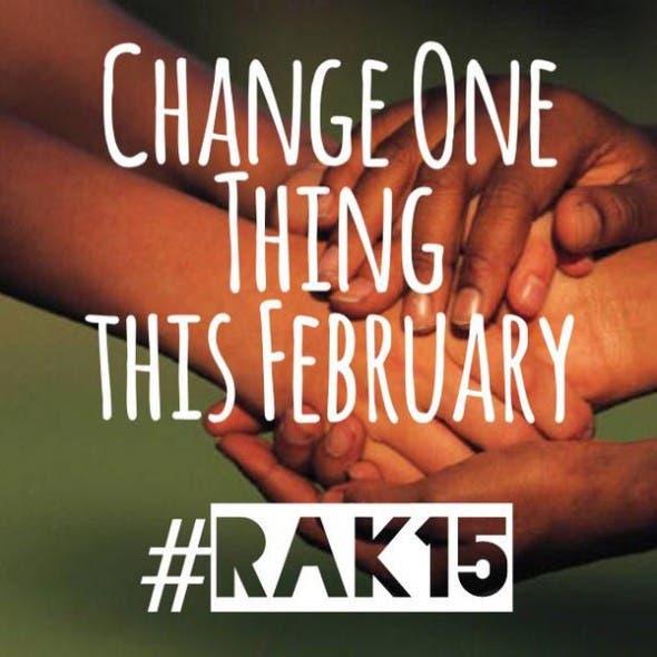 Change One Thing RAK15