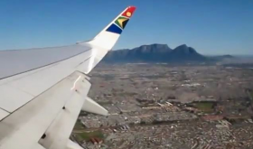 New hand luggage regulations in South Africa