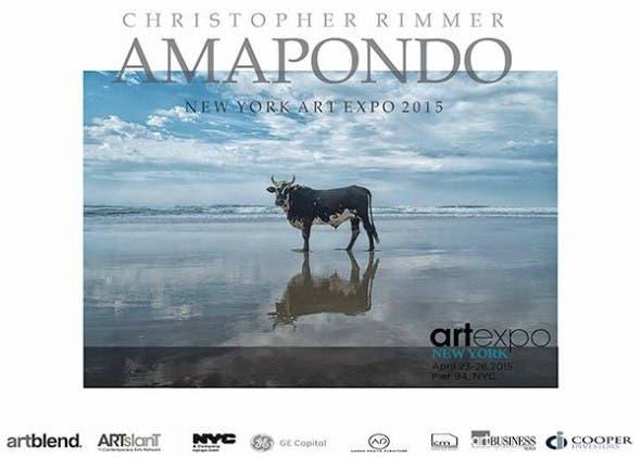 Amapondo Exhibition, New York