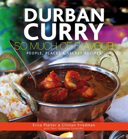Durban Curry book South Africa
