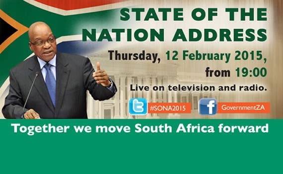 State of the Nation South Africa