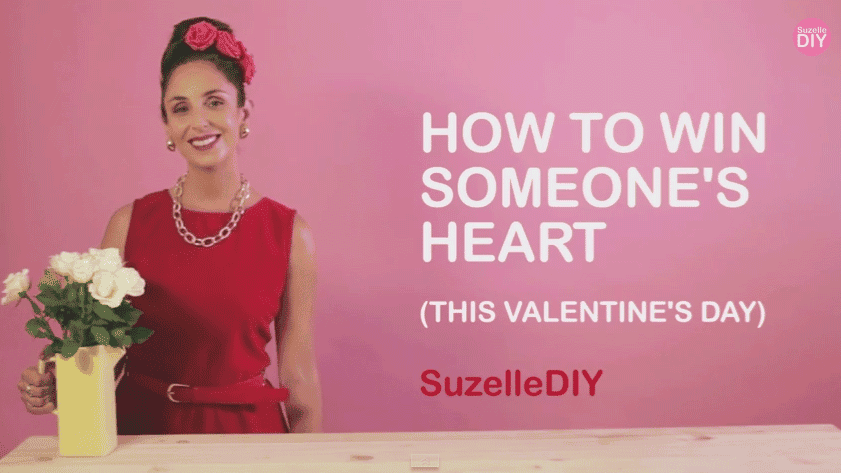 sapeople and suzellediy on valentines day
