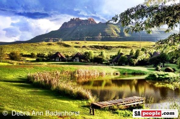Castleburn, Drakensberg