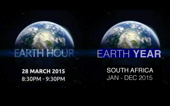 South Africa - Earth Year