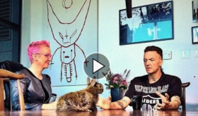 Chappie movie starring South Africa's Die Antwoord