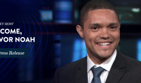 Trevor Noah - new host of The Daily Show