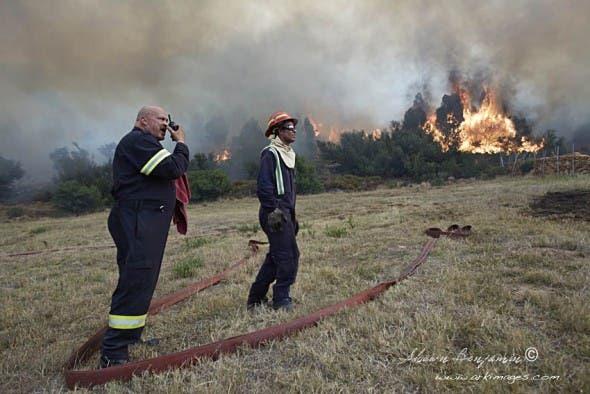 Cape Town Fires
