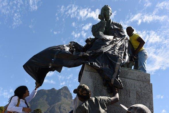 Cecil John Rhodes statue