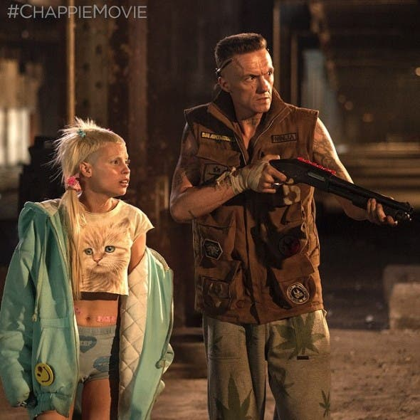 Could Chappie Be Die Antwoord S Breakout In Movies Sapeople Your Worldwide South African