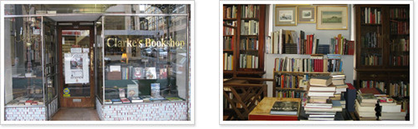 Clarke's Bookshop