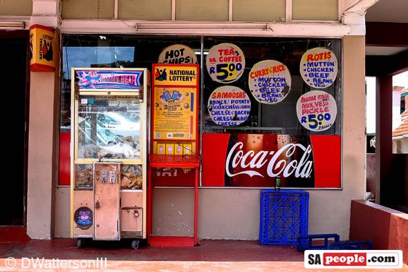 Corner Shop, South Africa