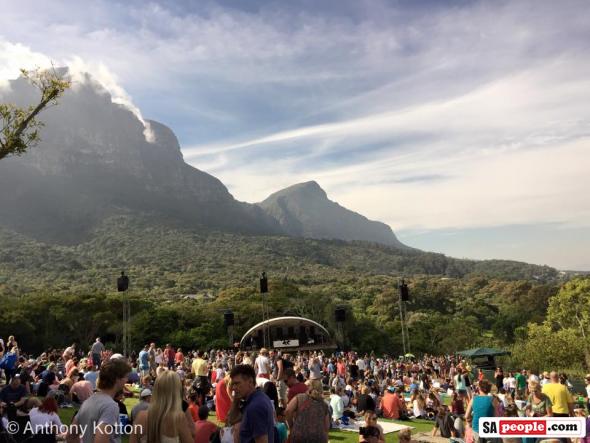 Kirstenbosch Summer Sunset Concert