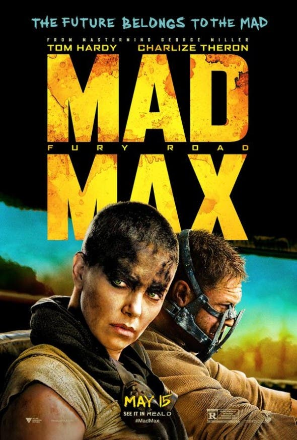 Mad Max starring Charlize Theron