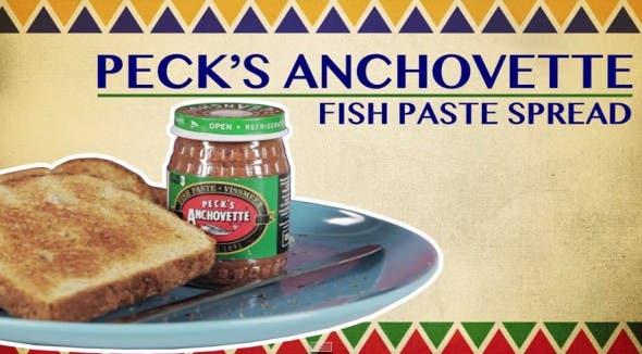 sapeople - pecks anchovette