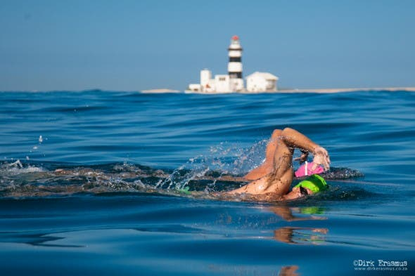 Cape Recife Swim, Wildside to Pollock, South Africa