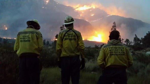Stellenbosch Fires