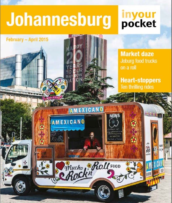 Johannesburg in your Pocket