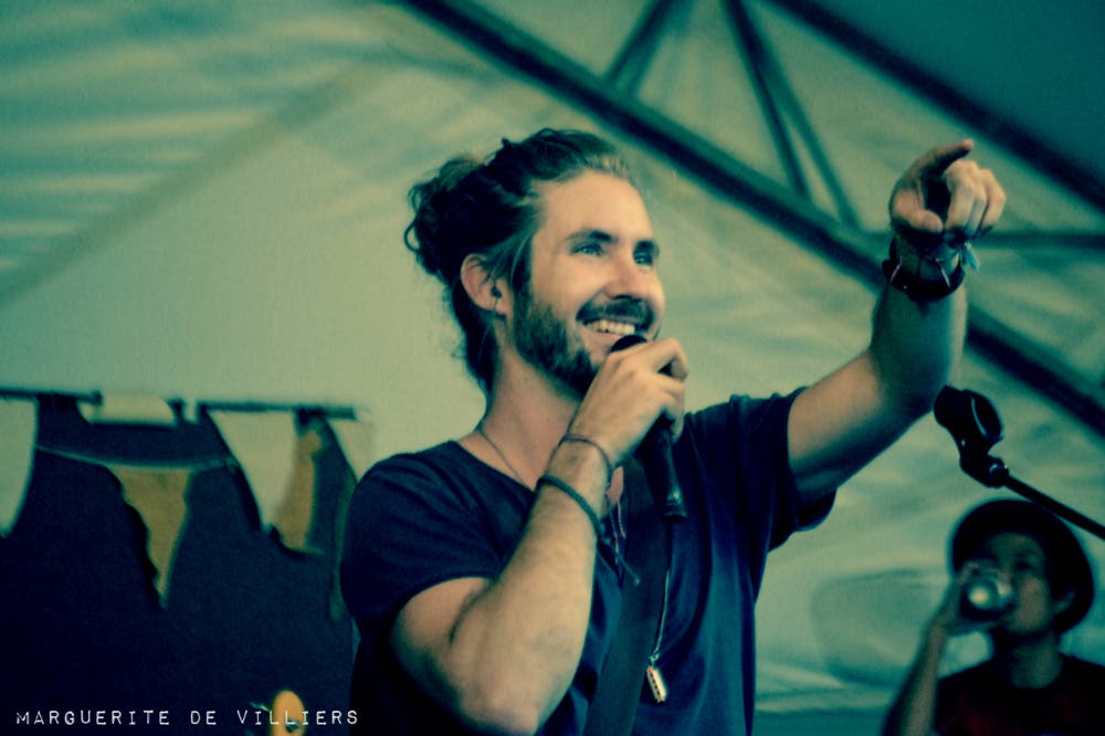 Jeremy Loops - Playing it Forward at Kirstenbosch Summer