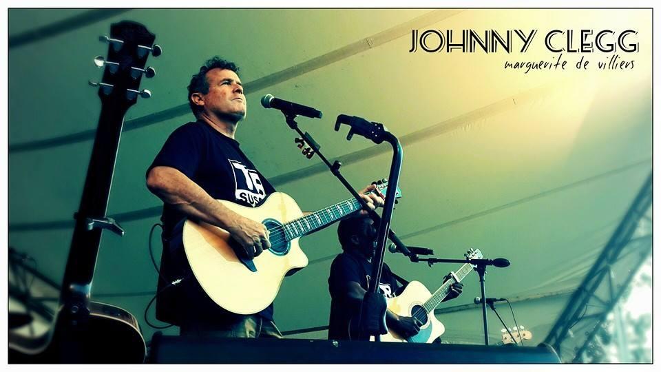 Johnny Clegg Kirstenbosch 2015