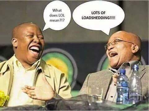 Load Shedding South Africa