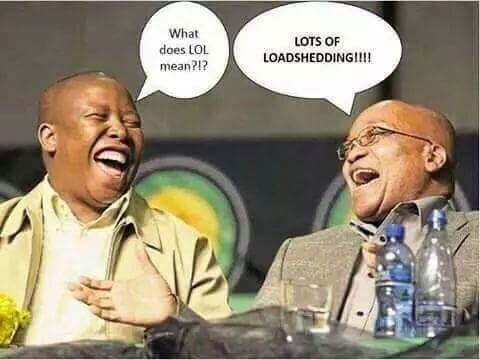 Load Shedding South Africa