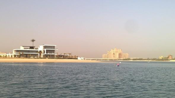 Kieran nearing Atlantis