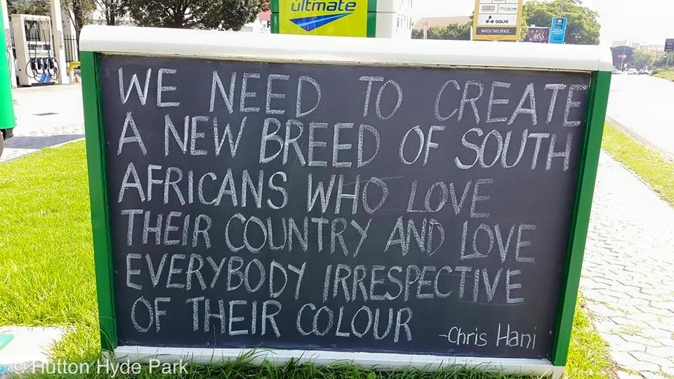 Chris Hani Quote