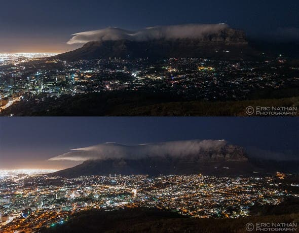 Loadshedding Cape Town: Cool Time-Lapse Video Captures Cape Town During Load