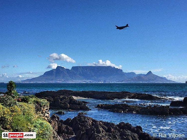 Another Table Mountain pic they never get old ! Photohellip
