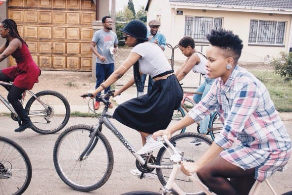 Fixin Diaries #BrunchAndRide in Soweto I Photo by Sleepless in Soweto