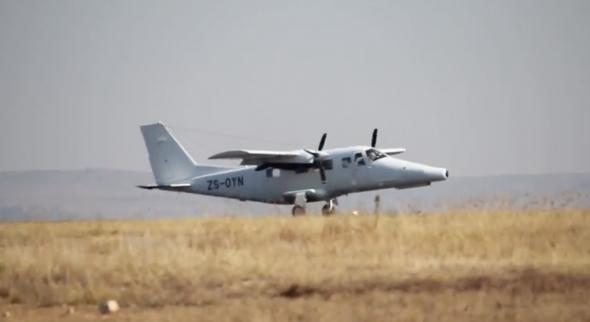 Lanseria Emergency Landing
