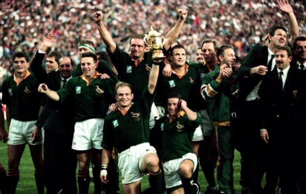 1995 Springboks South Africa