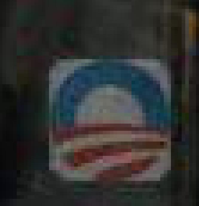 Fake badge