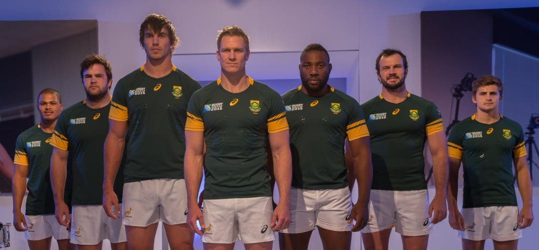 Springbok Launch 2015