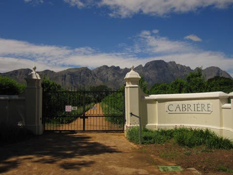 Wine tastings in Franschhoek