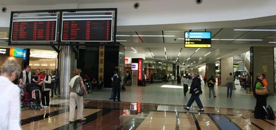 OR Tambo Airport. Source: joburg.co.za